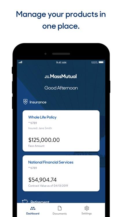 MassMutual screenshot-0