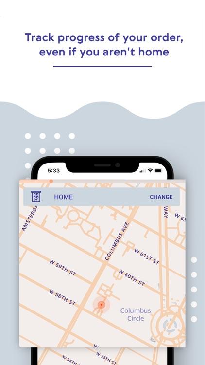 ByNext - Home Help, Delivered screenshot-3