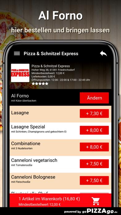 Pizza Express Friedrichsdorf screenshot 6