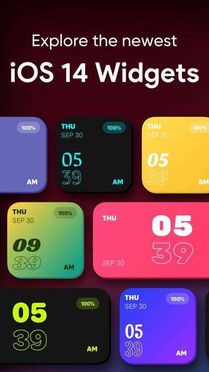 Font & Color Widgets screenshot-4