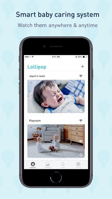 iPad Image of Lollipop