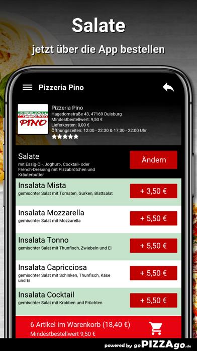 Pino Duisburg screenshot 5