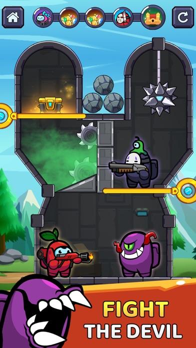 Impostor War - Rescue Impostor screenshot 5