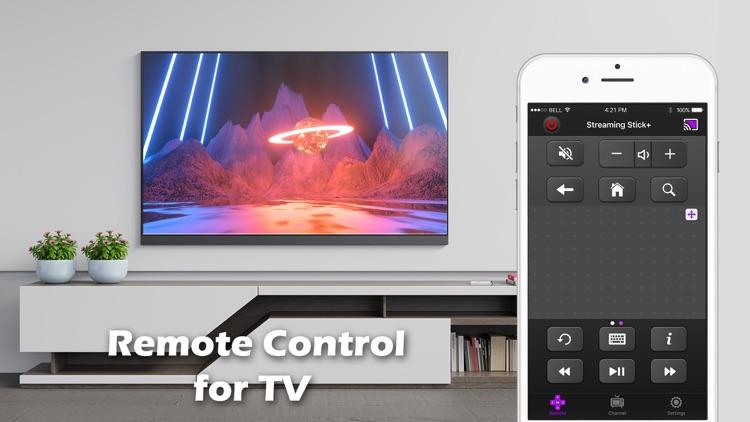 TV Remote for Roku