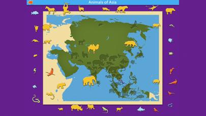 Montessori - Animals of Asia screenshot 4