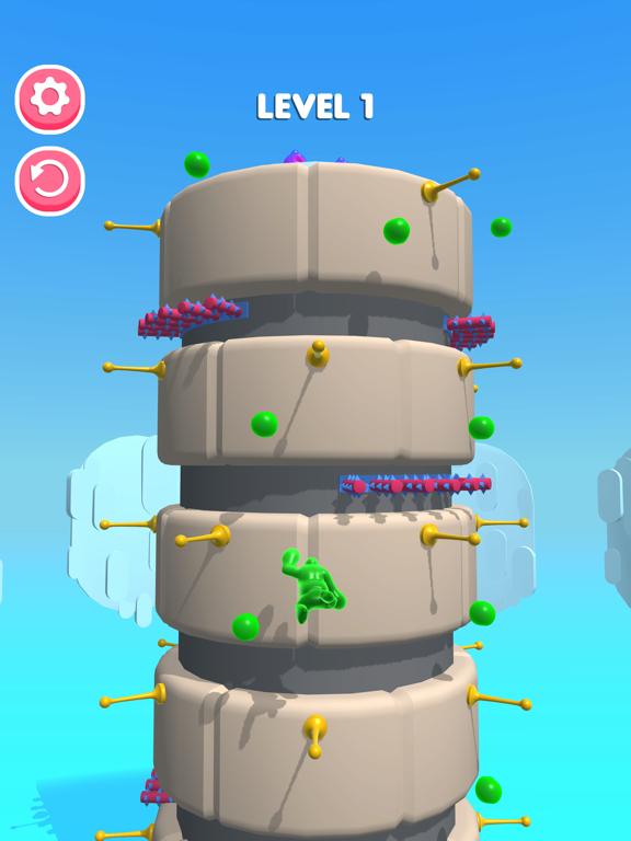Blob Up! 3D screenshot 8