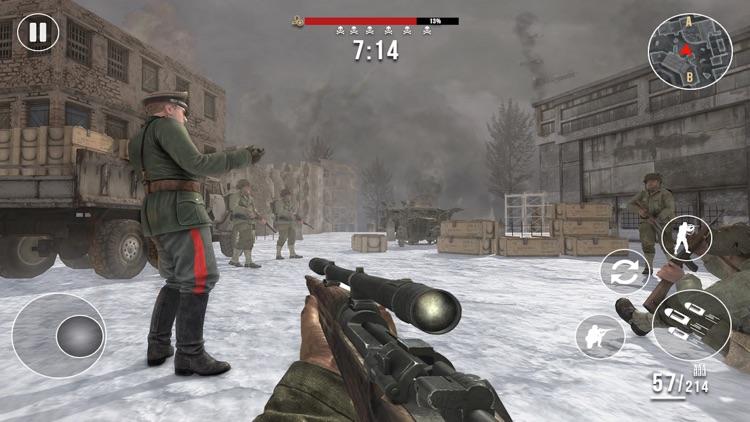 World War 2 Battlefield screenshot-9
