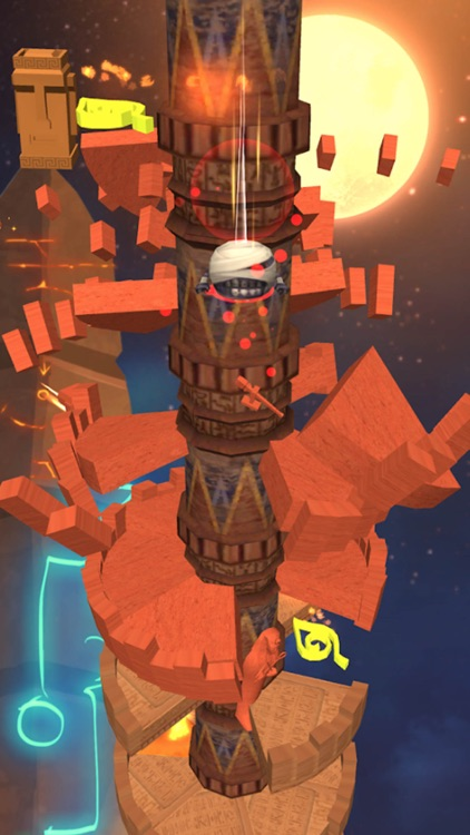 Helix Temple Jump screenshot-4