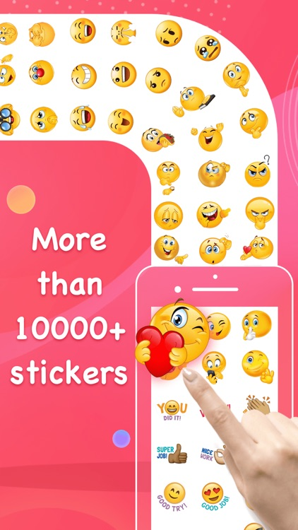 iMoji - Emoji & Sticker screenshot-4