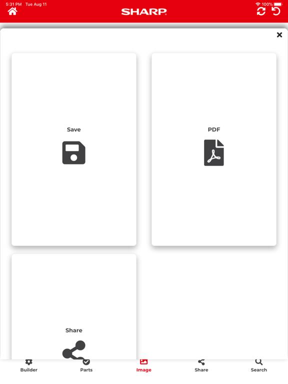 Sharp Configurator screenshot 18