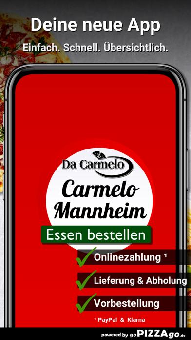 Da Carmelo Mannheim Schönau screenshot 2