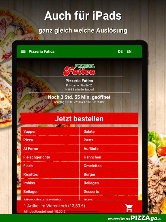 Fatica Berlin-Zehlendorf screenshot 7