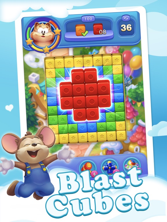 Blast Fever - Solve Puzzles screenshot 7