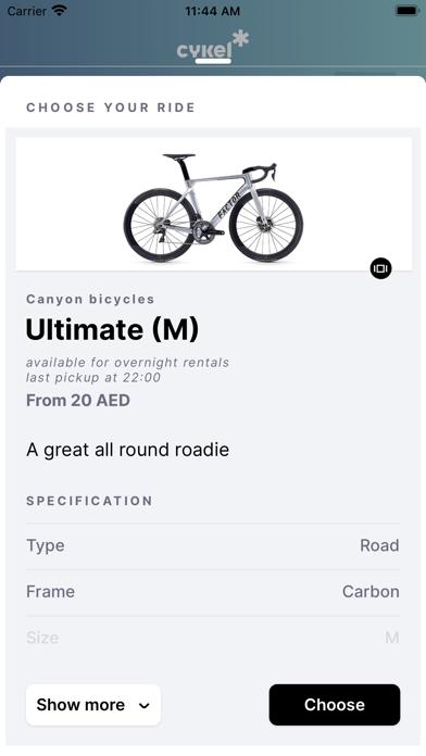 cykel screenshot 4