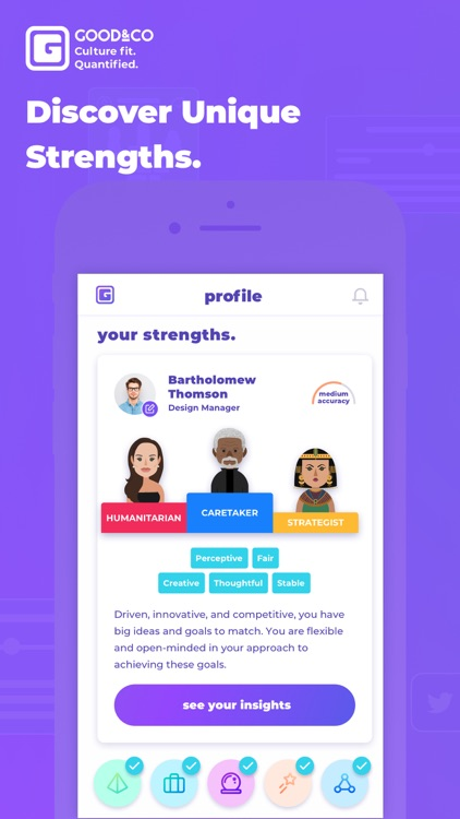 Good&Co: Find your Career Fit screenshot-0