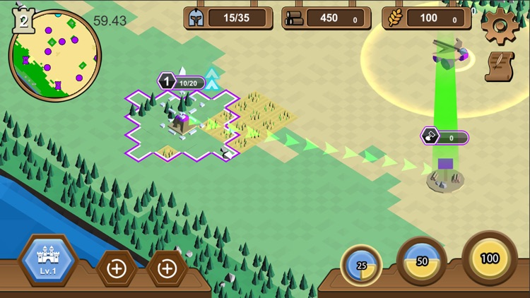 Kingdom Of Force Lite screenshot-4