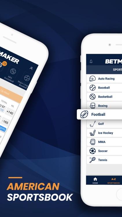 BetMaker™ Sports Betting App