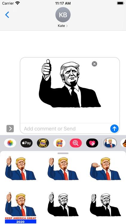 Election Trump Pack screenshot-5
