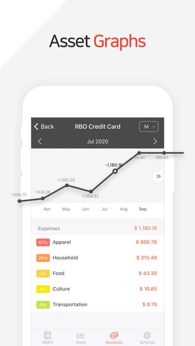 Money Manager Expense & BudgetСкриншоты 8