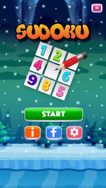 Sudoku: Best Brain Puzzle Game