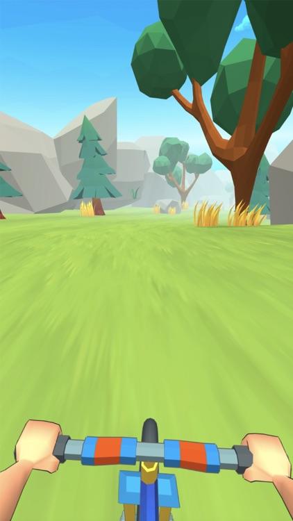 Mountain Race! screenshot-5