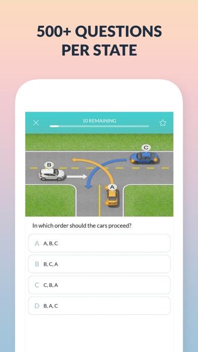 messages.download DMV Practice Test by Zutobi software