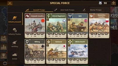 Glory of Generals 3 screenshot 6