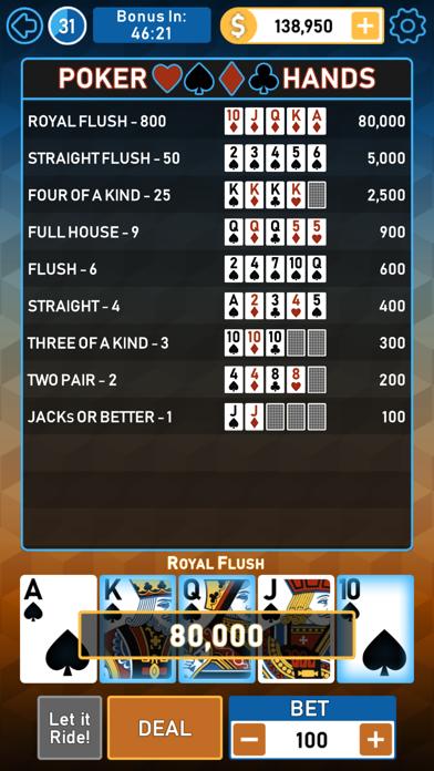 Video Poker Multi Bonus free Credits hack