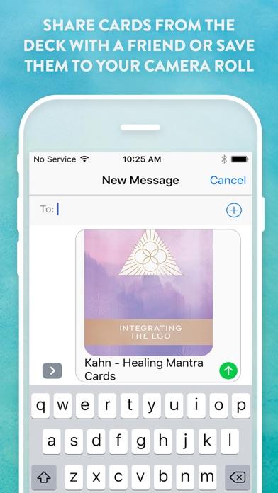 The Healing Mantra Deck screenshot 4