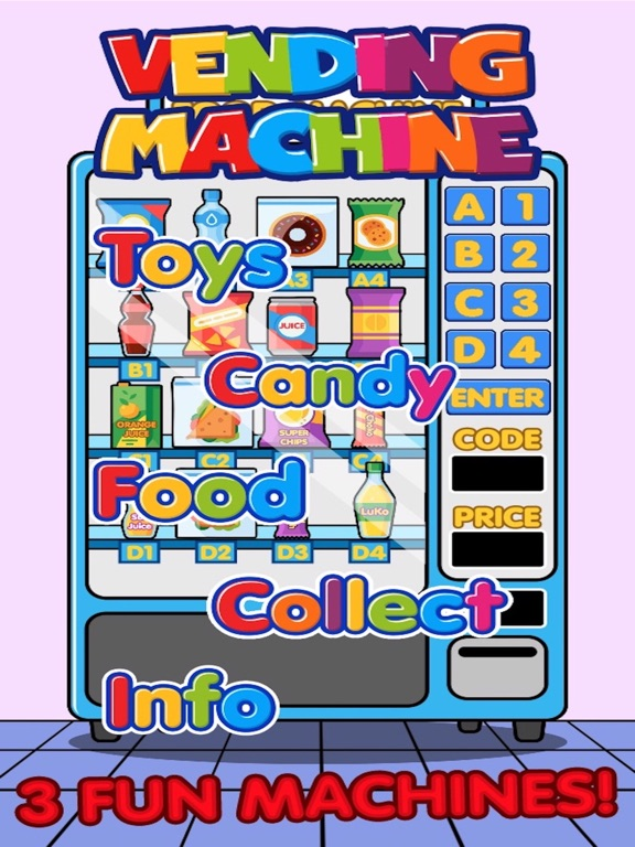 Wonder Vending Machine screenshot 14
