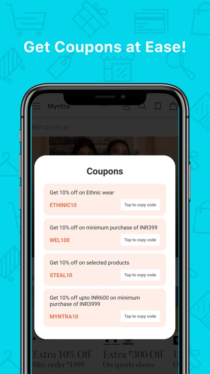 ShopWise: Coupons & Deals