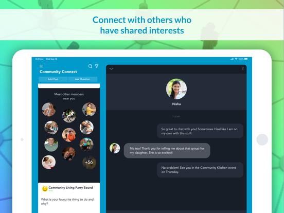 Community Connect CLPS screenshot 6