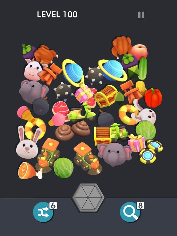 Pair 3D: Matching Puzzle Game screenshot 12