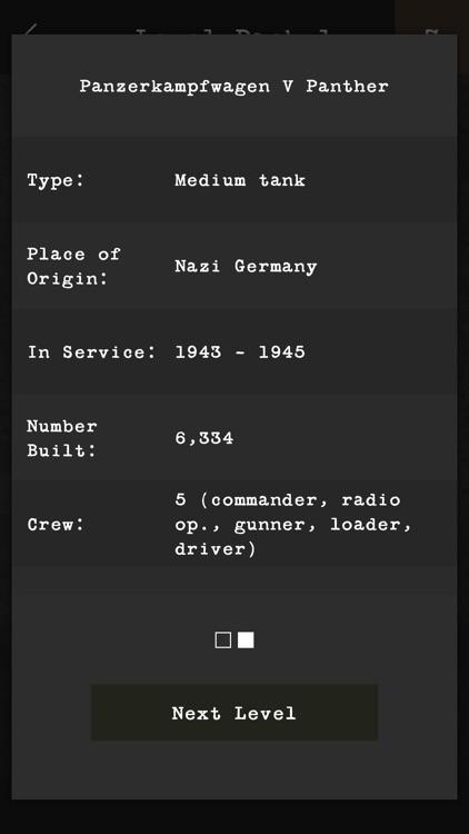 Guess the World War II Tank