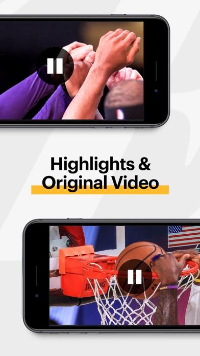 messages.download LA Lakers Official App software