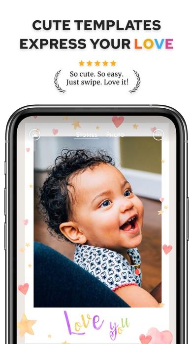 Babic: Baby Photo Art & Filter screenshot 1