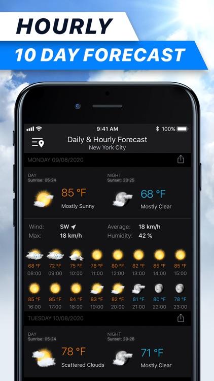 Weather Radar Pro° screenshot-4