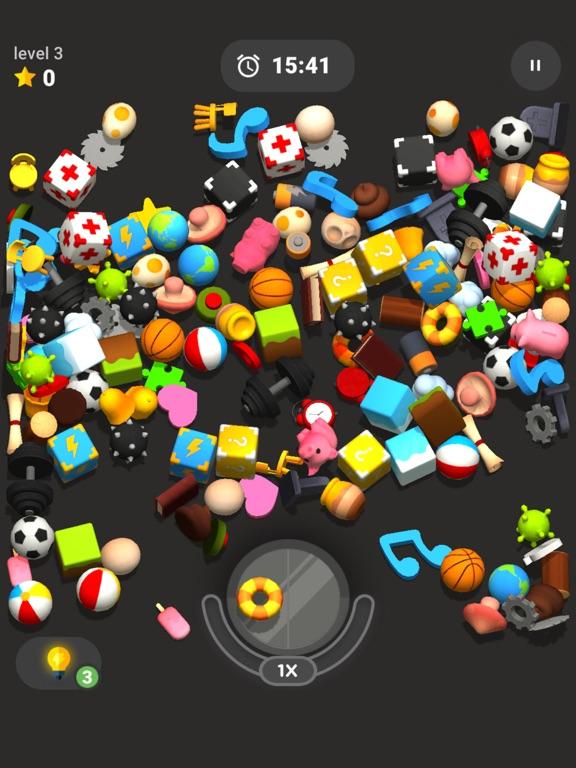Merge 3D - Matching Pairs Game screenshot 4