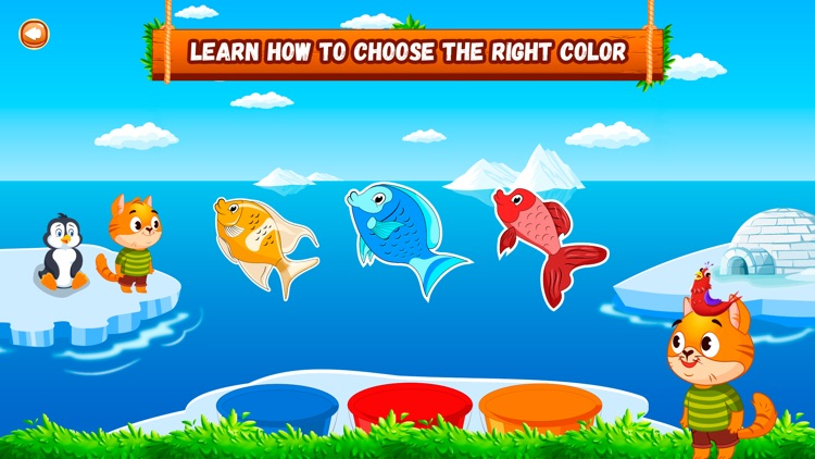 Games for toddlers 3+