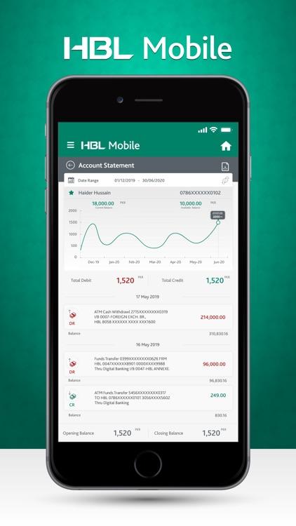 HBL Mobile screenshot-3