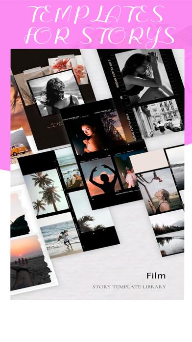 Скриншот №3 к StoryArt-Шаблоны для инстаграм