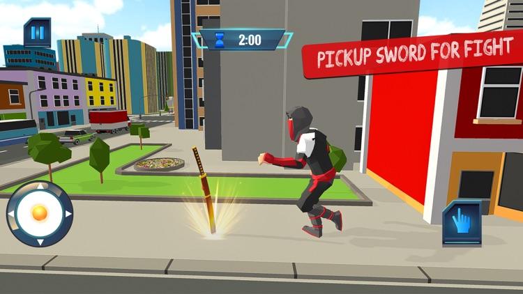 Ultimate Ninja Superhero Game