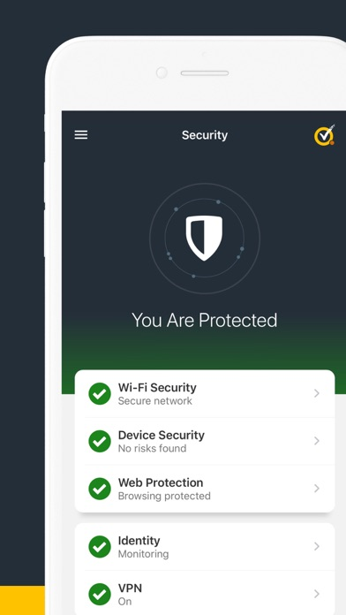 Norton 360 Screenshot