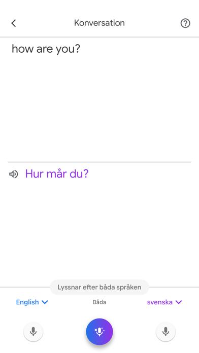 Google Översätt på PC