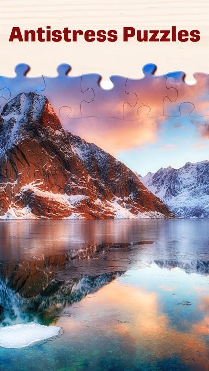 Jigsaw Puzzle on iPad & iPhone screenshot-7