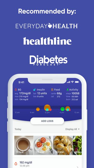 Glucose Buddy+ for DiabetesScreenshot of 6