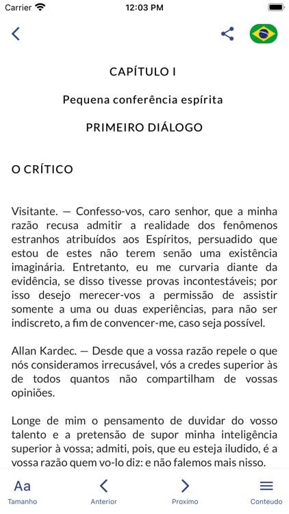 Kardecpedia screenshot-3