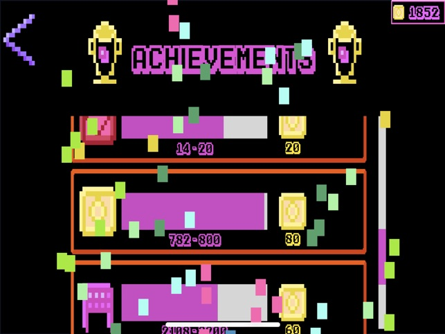 Bloxx!, game for IOS