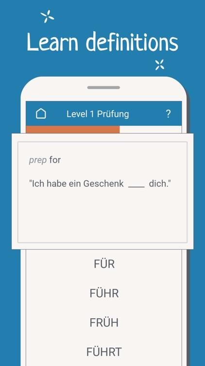 Alphabetika: German Word Game screenshot-4