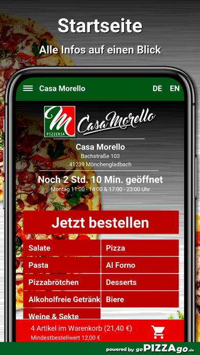 Casa Morello Mönchengladbach screenshot 2
